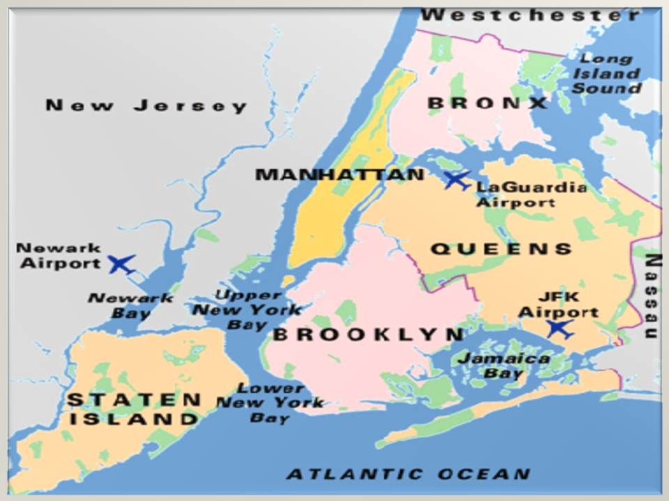 Map Of New York Tri State Area.Real Estate Coverage Map The Lacerda Team